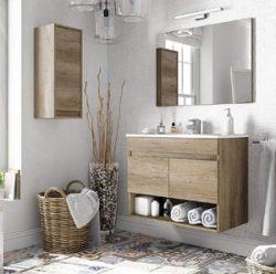 Muebles de baño modernos y actuales