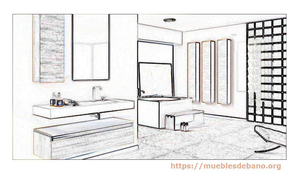 Muebles de Baño【 Tienda Especializada 】 Modelos, Marcas, Tipos