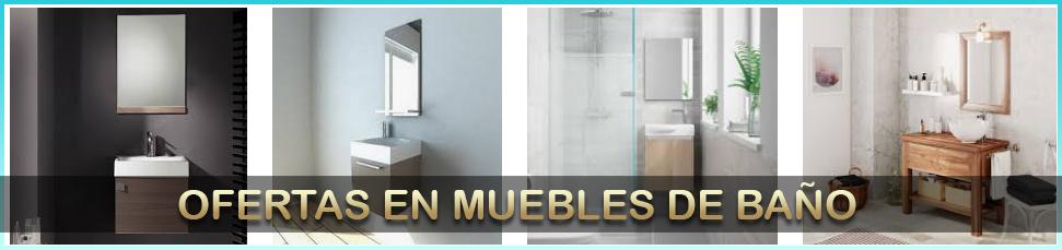 Ofertas en muebles de baño